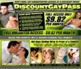 Discount Gay Pass Discount