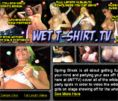 Wet T Shirt TV Discount